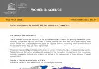 Women in Science - 2015