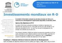 Investissements mondiaux en R-D – 2017