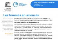 Les femmes en sciences – 2017