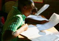 Student glenview primary school zimbabwe