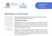 Women in Science | UNESCO UIS
