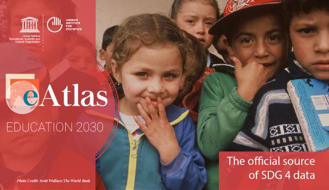 UNESCO eAtlas for Education 2030