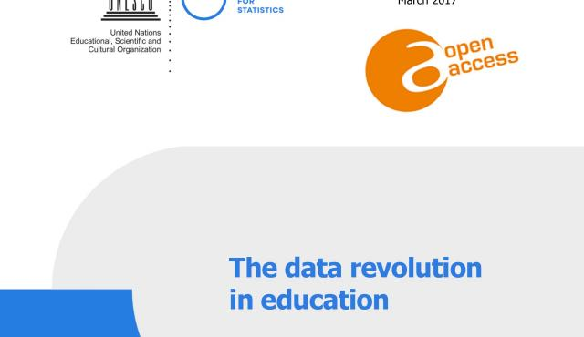 The Data Revolution in Education
