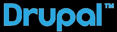 Drupal Trademark Logo