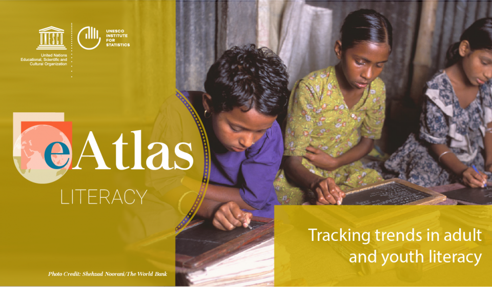 UNESCO eAtlas of Literacy