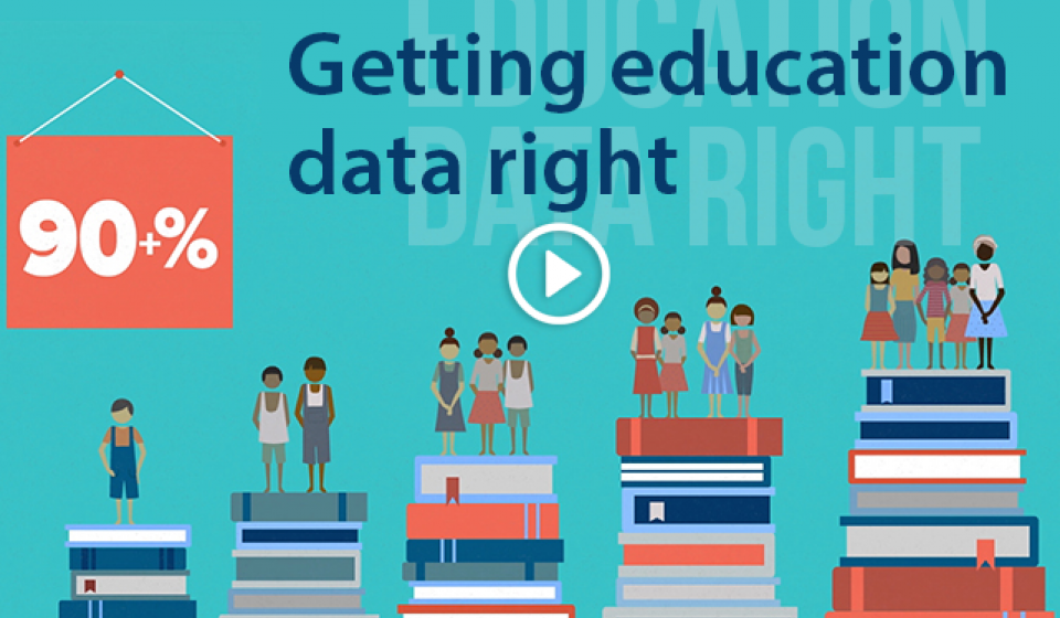 Getting Education Data Right