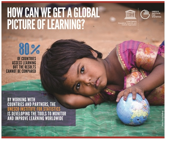 A Partnership for a Global Public Good: Data to Improve Learning | UNESCO UIS
